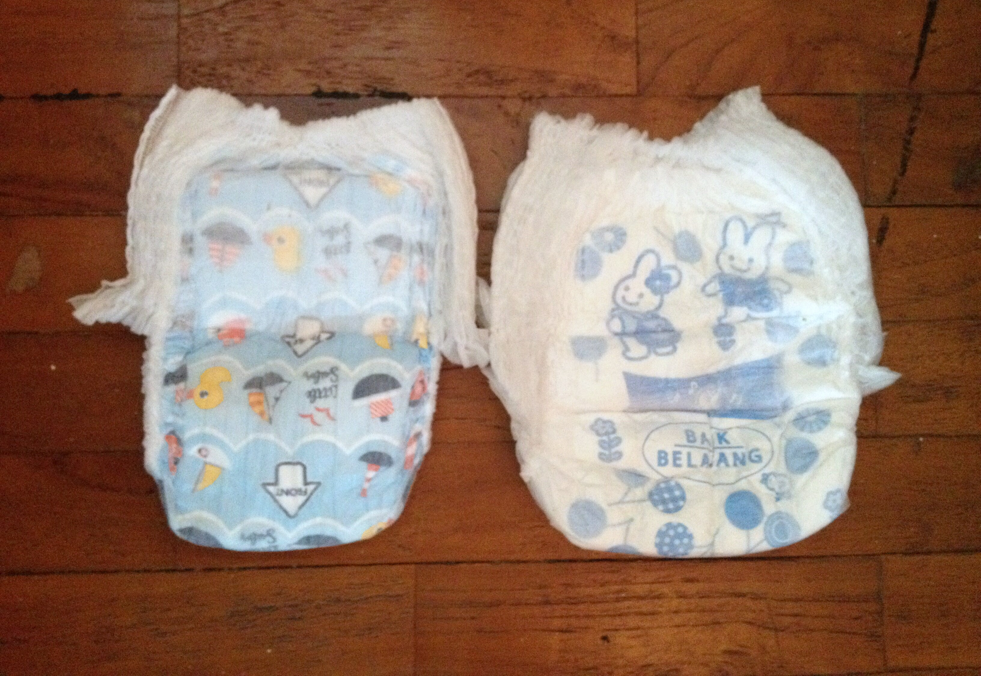 Review Pokana Pampers Premium Care Baby Dry Merries Good New Born 52 Tape Back