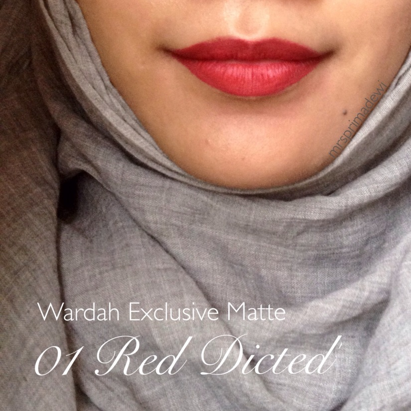 UPDATE2017: Wardah Matte Lip Cream 14,08,09,10,11,01,02,03 ...